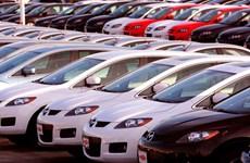 Doanh số bán xe tại thị trường Mỹ giảm sút tháng thứ hai liên tiếp