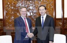 Chủ tịch nước mời Nhà Vua và Hoàng gia Tây Ban Nha thăm Việt Nam