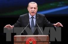 Phía Đức nổi giận với phát biểu của Tổng thống Thổ Nhĩ Kỳ