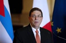 Ngoại trưởng Cuba tiếp phái đoàn hạ nghị sỹ Đảng Cộng hòa Mỹ