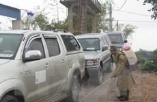 Ngăn chặn bùng phát ổ dịch cúm gia cầm mới ở tỉnh Nam Định