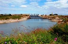 Xác định nguyên nhân sập cầu máng công trình hồ chứa Sông Dinh 3