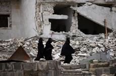 Liên minh châu Âu công bố kế hoạch hỗ trợ tái thiết Syria