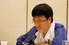 Lê Quang Liêm lần thứ 3 vô địch Giải cờ vua quốc tế HDBank 2017