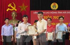 Bầu bổ sung Phó Chủ tịch Tổng Liên đoàn Lao động Việt Nam