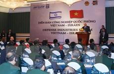 Tổ chức Diễn đàn Công nghiệp quốc phòng Việt Nam-Israel