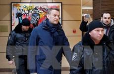 Thủ lĩnh đối lập ở Nga Aleksey Navalnyi bị phạt tù 15 ngày