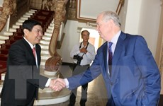 TPHCM luôn ủng hộ dự án xây trường Đại học Fullbright Việt Nam