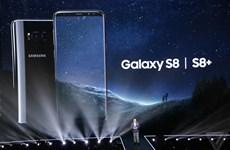 Samsung Galaxy S8 chính thức ra mắt với trợ lý ảo mới Bixby