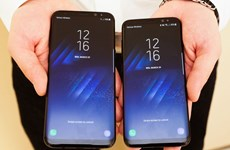 Công nghệ nhận diện mặt để mở máy trên Galaxy S8 dễ bị đánh lừa