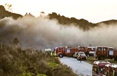 Nổ xưởng sản xuất pháo hoa ở Bồ Đào Nha làm nhiều người thiệt mạng