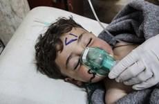 Quân đội Syria phủ nhận có liên quan vụ tấn công bằng khí độc