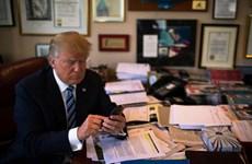 Ông Trump tuyên bố không hối hận về những phát ngôn trên Twitter