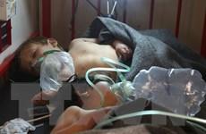 Phái viên LHQ: Vụ tấn công ở Syria được cho là tấn công hóa học
