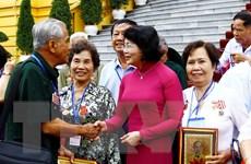 Phó Chủ tịch nước: Huy động nguồn lực chăm lo cho gia đình chính sách