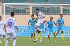 Sanna Khánh Hòa chia điểm trước đương kim vô địch Hà Nội FC
