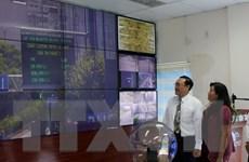 TPHCM đưa thông tin mức độ ô nhiễm không khí lên bảng tin điện tử