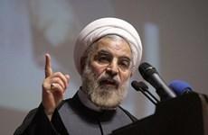 Iran bắt đầu quá trình đăng ký ứng cử viên tổng thống