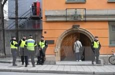 Thụy Điển hủy bắt giữ nghi phạm thứ 2 vụ tấn công ở Stockholm