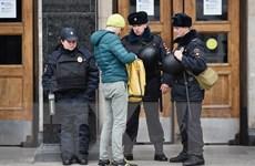 Nga bắt 8 đối tượng khủng bố liên quan đến vụ nổ tại St. Petersburg