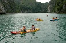 Lệnh cấm chèo thuyền kayak ở Hạ Long: Sự bất lực của quản lý