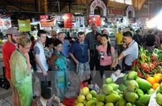 Thành phố Hồ Chí Minh đặt mục tiêu đón 7 triệu lượt khách quốc tế