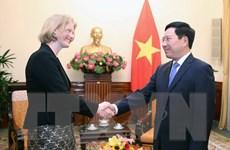 Việt Nam, New Zealand chuẩn bị các chuyến thăm của lãnh đạo cấp cao