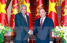 Toàn văn Tuyên bố chung giữa hai nước Việt Nam và Sri Lanka