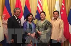 Đại sứ Việt Nam tại Hoa Kỳ chúc mừng Tết cổ truyền của Lào