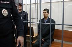 Nghi phạm vụ đánh bom Saint Petersburg phủ nhận vạch kế hoạch