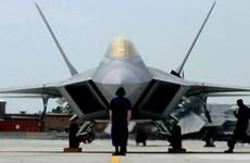 Mỹ điều máy bay chiến đấu ngăn chặn máy bay ném bom Nga