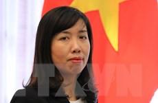Phản ứng Việt Nam trước tin Trung Quốc tập trận chiếm đảo ở Biển Đông