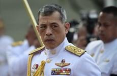 Nhà vua Thái Lan Vajiralongkorn chính thức lên ngôi vào cuối năm
