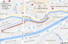 TP. Hồ Chí Minh: Căn nhà hai tầng cháy lớn, cụ ông kịp thời thoát nạn