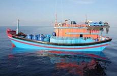 Malaysia bắt giữ 8 ngư dân Việt Nam đánh cá trái phép