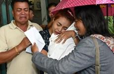 Facebook bị chỉ trích dữ dội vì không kịp gỡ video bố giết con ở Thái