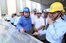 Kiểm tra tiến độ các công trình bảo vệ môi trường tại Formosa Hà Tĩnh