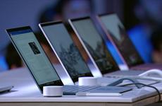 """Microsoft ra mắt Surface Laptop, quyết """"ăn thua"""" với MacBook Pro 2016"""