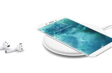 Thêm thông tin mới nhất khẳng định iPhone 8 sẽ có sạc không dây
