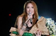 Nữ ca sỹ Mỹ Tâm nhận đề cử giải thưởng BAMA 2017