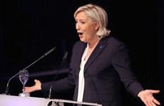 Pháp bắt giữ nghi phạm tấn công trang mạng của bà Marine Le Pen