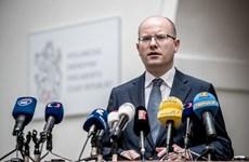 Tổng thống Séc tỏ ra dứt khoát khi Thủ tướng Sobotka muốn từ chức