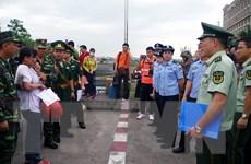 Trung Quốc bàn giao tội phạm truy nã đặc biệt cho Việt Nam