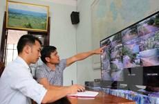 Tây Nguyên lắp đặt hệ thống camera giám sát tình hình an ninh trật tự