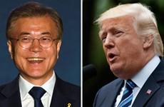 Tổng thống Hàn Quốc, Mỹ nhất trí hợp tác về vấn đề Triều Tiên