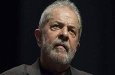 Cựu Tổng thống Brazil Lula da Silva hầu tòa lần đầu tiên