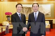 Tăng cường ngoại giao nhân dân giữa Việt Nam và Trung Quốc