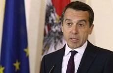 Thủ tướng Áo tuyên bố sẽ tổ chức bầu cử quốc hội sớm trong năm nay