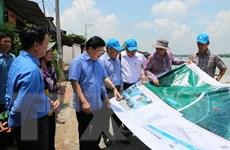 Phó Thủ tướng Trịnh Đình Dũng: Vụ sạt lở ở Chợ Mới rất nghiêm trọng