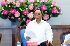 Thủ tướng: Dân mất niềm tin vì chậm xử lý cán bộ sai phạm